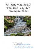Vorträge der 18. Internationalen Versammlung der Bibelforscher (PDF+MOBI Paket) [Download]